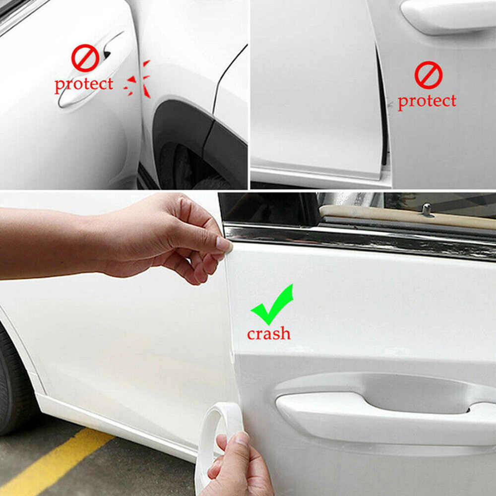 Film Mobil Tape Guard Anti Gores Aksesoris Strip Bening Transparan Gulungan 1 Pcs