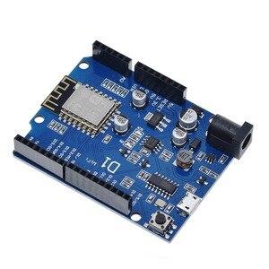 Image 5 - TZT Smart Electronics ESP 12F WeMos D1 WiFi uno based ESP8266 shield for arduino Compatible IDE