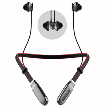 Bluetooth Wireless Stereo Earphone Neckband Magnetic Wireless earphones  Earbuds  For IPhone Xiaomi Huawei Honor Samsung Redmi magnetic switch wireless bluetooth stereo earphone neckband ecouteur auriculares for sony xperia xa xa1 ultra dual