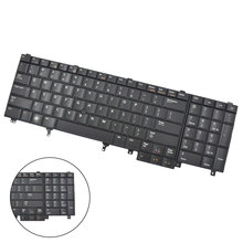 Layout PC Laptop Keyobard Replacement for Dell Latitude E6520 E5520 Keyboard with numpad Enter 2019 New все цены