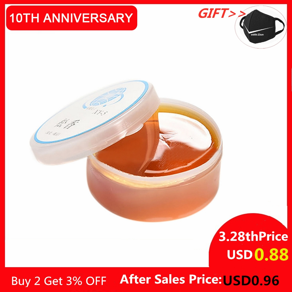 22g Mild Rosin Soldering Flux Paste Non-Spill Paste Solid Solder Wire Welding Repair Tool Durable Liquid Paste Soldering Flux