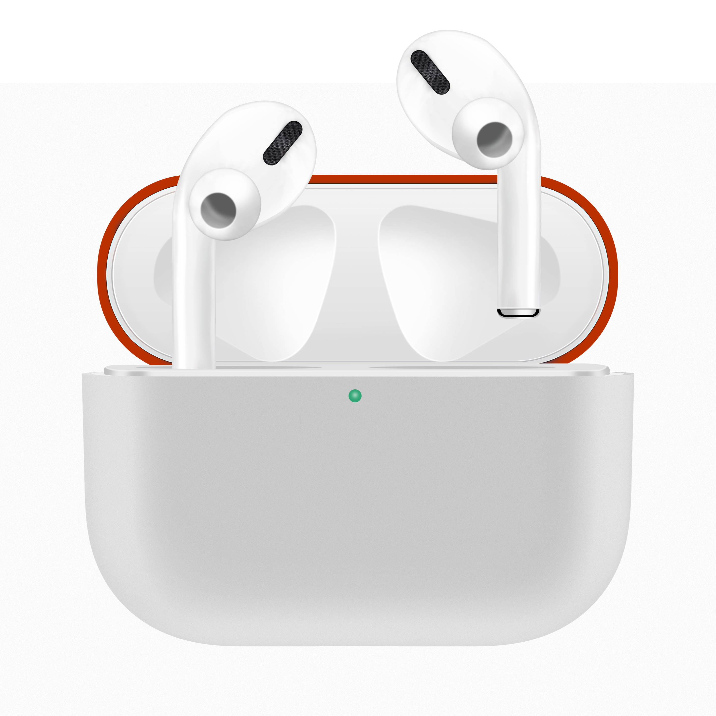 Ultra-Thin Silicone Case for AirPods Pro 8