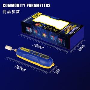 Image 3 - Mechanik IR10 PRO OCA ekran LCD do telefonu odśluzowywanie łopata klej zestaw narzędzi regulowana prędkość klej usuń Pen Grinder gumowy Separator