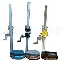 0-150mm 200mm 300mm 500mm Stainless Steel Digital Height Gauge electronic Height vernier caliper Woodworking Table Marking Ruler