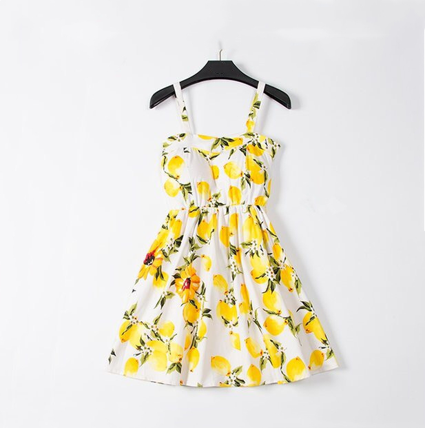 Marwin 19 New Off shoulder ruffle Dot summer Dress women white strap chiffon beach Boho party sexy dresses vestido furits 10