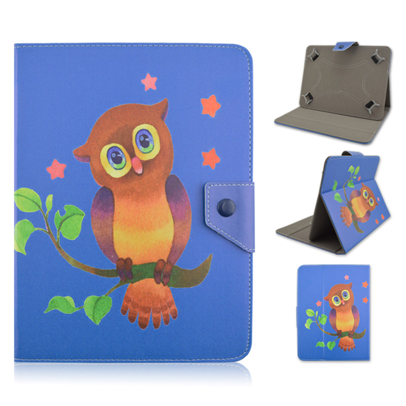 For Huawei MediaPad T3 7.0 3G BG2-U01 7.0 inch leather Cover Stand case For Irbis TZ71 7 inch tablet case universal bags+3gifts