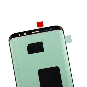 Image 4 - ORIGINAL SUPER AMOLED S8 LCD with Frame for SAMSUNG Galaxy S8 G950 G950F Display S8 Plus G955 G955F Touch Screen Digitizer