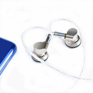 Image 3 - Yincrow RW 1000 3.5mm Earbud HIFI Metal CNC Earphone 15mm Dynamic Detachable MMCX Cable X6 PT25 TO600 KP120 TP16 TO400