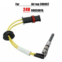 Diese-calentador de aire Webasto Air Top 2000ST, 24V, Pin de brillo, 9005087A, 12V, AT2000ST, enchufe de brillo, 9005086A, Similar a Kyocera