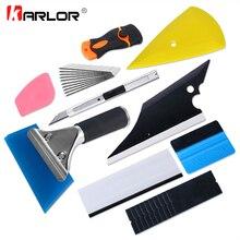 Kit de ferramentas para apertar filme de fibra de carbono, kit de instrumentos para cortar, envoltório magnético, faca, embalagem de janela, tinta automática, com 10 peças acessórios