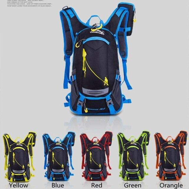 18l impermeável mochila esporte ao ar livre mochila saco de água acampamento caminhadas ciclismo mochila de água 3