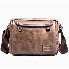 Роскошная брендовая Повседневная винтажная сумка мессенджер