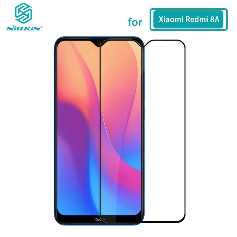Redmi 8A Glass Nillkin CP+ Full Glue Coverage Screen Protector For Xiaomi Redmi 8 8A Tempered Glass