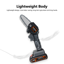 Electric Saws Pruning-Saw Woodworking Lithium-Battery One-Handed Garden Small Rechargeable
