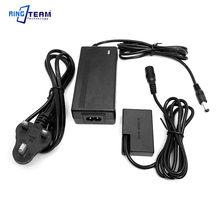 ACK-E18 ACKE18 AC Power Adapter (AC-E6 + LP-E17) für Canon Digital Kameras EOS 77D 200D 750D T6i 760D T6s T7i X8i 8000D