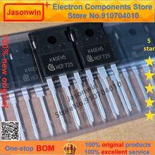 650V Transistor K40EH5 MOSFET IKW40N65H5 Original IGBT 100%Nuevo TO-247 50-Unids/lote
