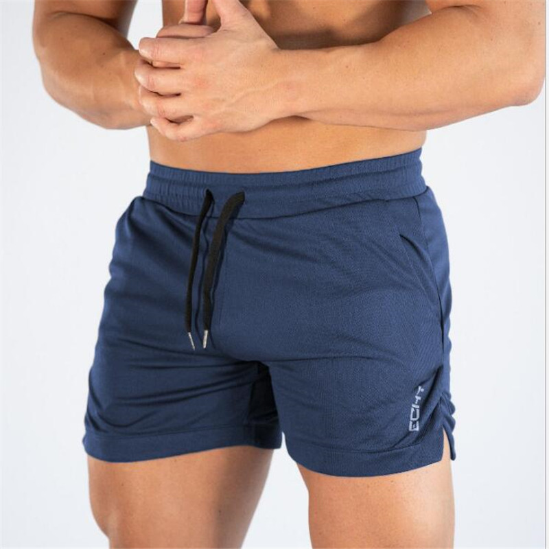 2020 New M-4XL Color Summer Jogging Sports Training Shorts Fitness Quick Dry Mens Workout Jogger Gym Shorts Running Shorts Men