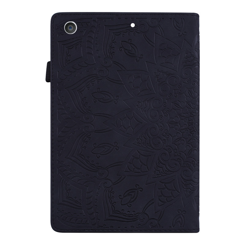 Coque Wekays iPad 7th-Generation A2232-Cover-Case Funda Classic 10.2 Flower Case for