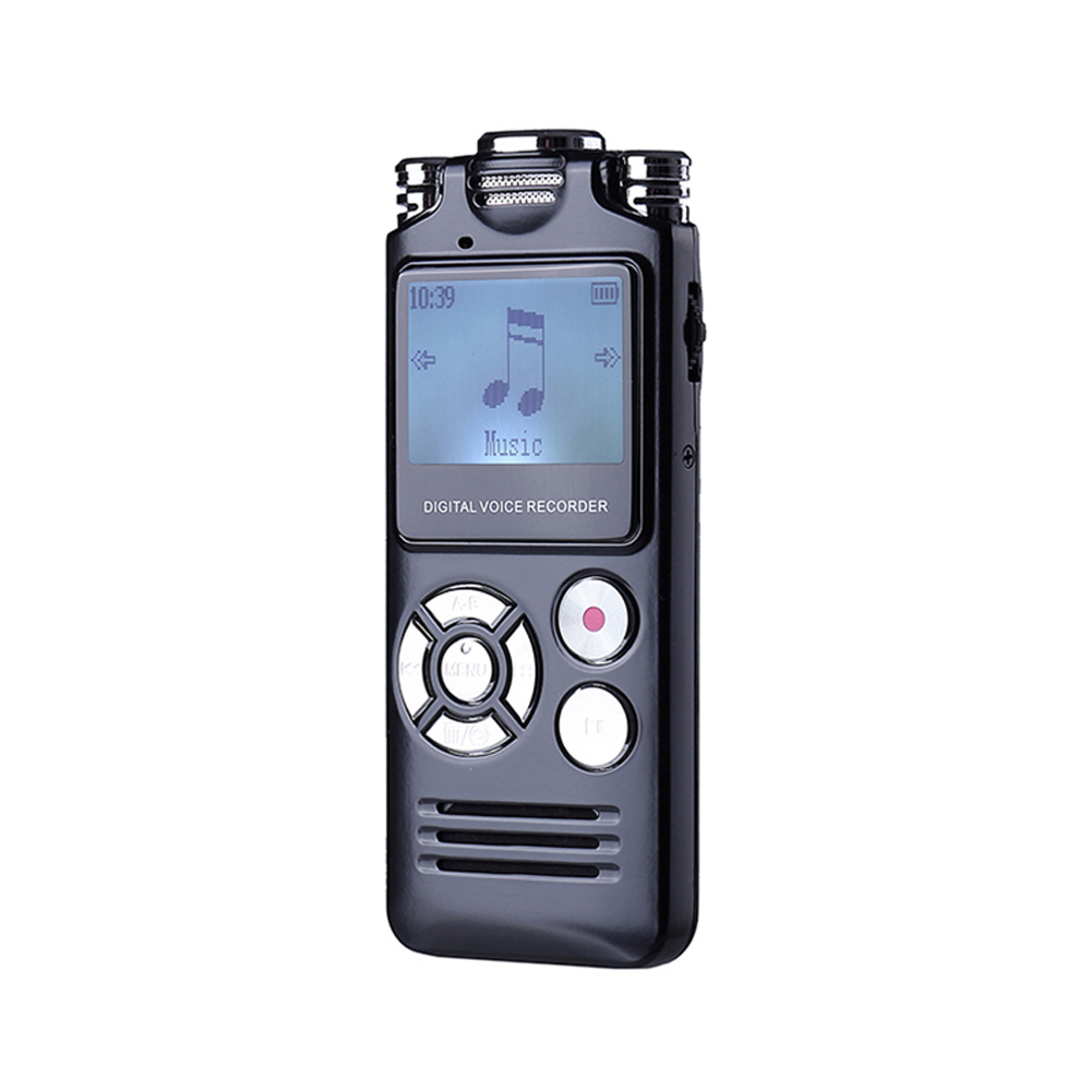 Digital Voice Recorder Pen Audio voice recorder Professional Dictaphone Portable HD Stereo Sound Noise Reduction WAV MP3 Player 10