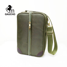 1 PC/Lot Gaucho Yerba Mate Travel Bags Is Convenient For Loading Herba Tea & Thermos & Gourds & Bombilla Straw & Brush Hot Sale