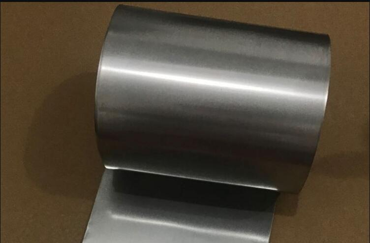 1m 99.99% High Pure Zinc Plate Zn Sheet 0.08mm 0.1mm 0.2mm ~ 3mm For Industry Lab DIY Metalworking