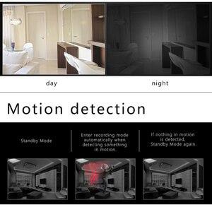 Mini caméra 1080P XD IR-CUT plus petit caméscope HD Vision nocturne infrarouge Micro caméra de détection de mouvement DV DVR caméra de sécurité
