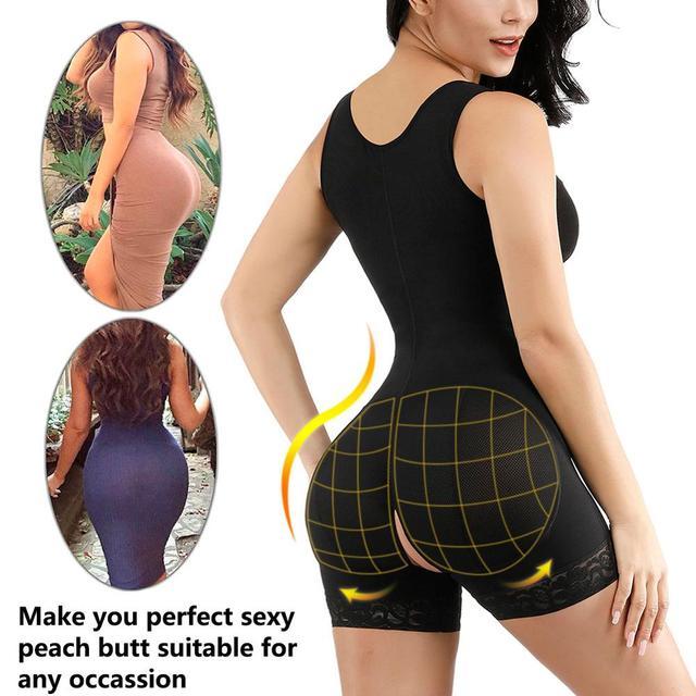 Lover Beauty Full Body shaper Modeling Shapewear Waist Cincher Underbust Bodysuit Slimming Waist Trainer Seamless Shapewear 5