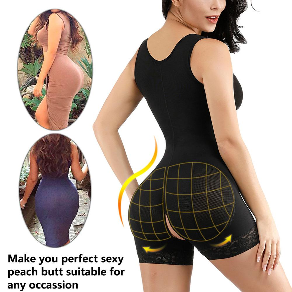 Lover Beauty Full Body shaper Modeling Shapewear Waist Cincher Underbust Bodysuit Slimming Waist Trainer Seamless Shapewear