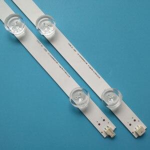 "Image 2 - 14PCS/Set LED strip For LG innotek Pola2.0 55""LG 55LA6200 55LN5700 55LA6208 55LA620S 55LN549E UA 55LN541C UA Pola 2.0 55""A B"