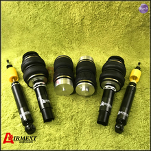 Air suspension kit /For A4i/ coilover +air spring assembly /Auto parts/chasis adjuster/ air spring/pneumatic air suspension kit for peugeot 308 coilover air spring assembly auto parts chasis adjuster air spring pneumatic