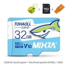 MIXZA HY tarjeta de memoria 256GB, 128GB, 64GB, U3, 80 MB/S, 32GB, tarjeta Micro sd Class10, tarjeta flash de UHS 1, tarjetas TF/SD