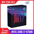 Processador para Desktop Intel Core i7-9700K 8 Núcleos até 4.9 GHz Turbo Desbloqueado LGA1151 300 Série 95 W cpu de desktop
