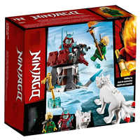 New Niaja Series Bricks Lloyd's Journey Compatible Legoinglys Ninjagoing 70671 Building Blocks Toys for Christmas Gift