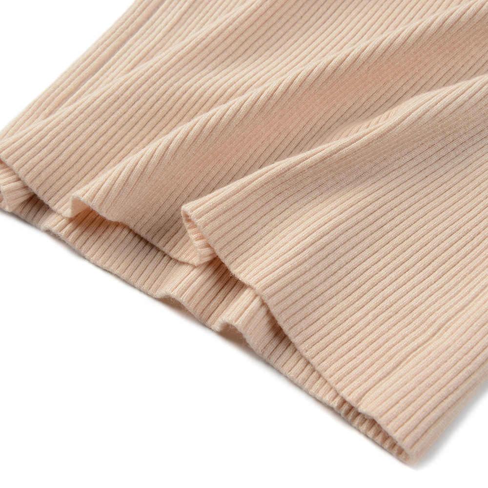 2019 Donne Maglione E Pullover O-Collo Lavorato a Maglia a Manica Lunga Maglione Delle Donne Del Merletto di Patch Donne Pullover Femme Tricot Tirare Femme