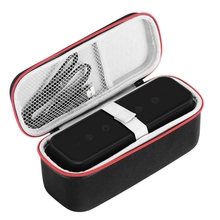 Taşınabilir EVA fermuar sert çanta çanta kutusu Anker SoundCore Pro Bluetooth hoparlör UE bom 3