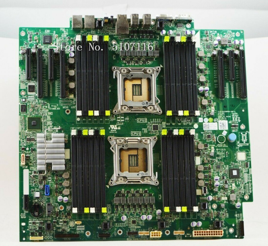 High Quality  Motherboard For T620 658N7 0658N7 Server Board Will Test Before Shipping