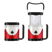 Multifuction Portable Camping Light USB Rechargable 3 Modes Flashlight with 18650 Battery Lantern Camping Lamp