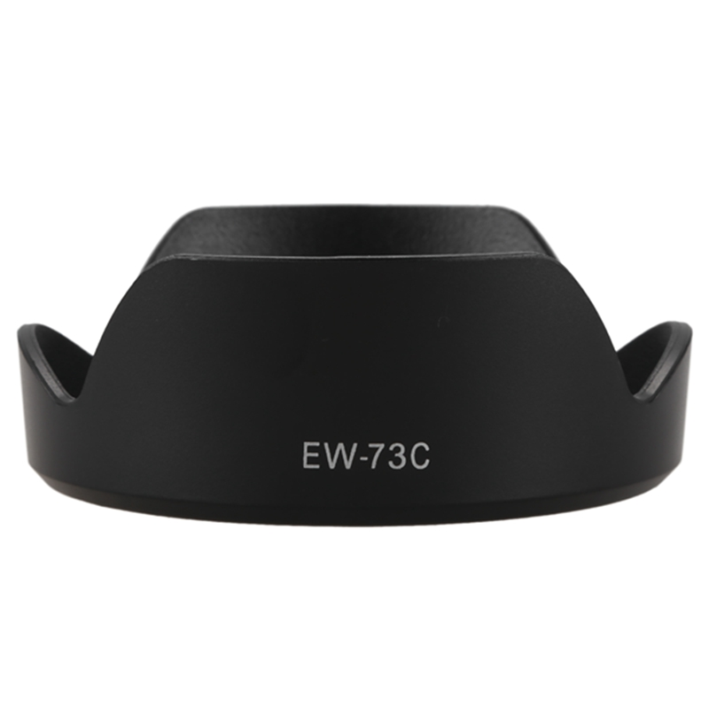 <font><b>EW</b></font>-<font><b>73C</b></font> <font><b>lens</b></font> <font><b>hood</b></font> for Canon EF-S 10-18mm f/4.5-5.6 IS STM image