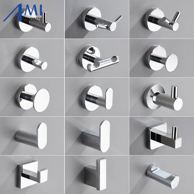 Chrome Polished Stainless Steel Single