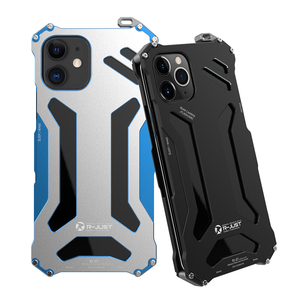 Image 2 - Aluminum Metal Case for iPhone 11 Pro Max Luxury Gundam Shockproof Cover Case for iPhone 8 7 Plus 6s 5s Se X Xs Max Xr Case