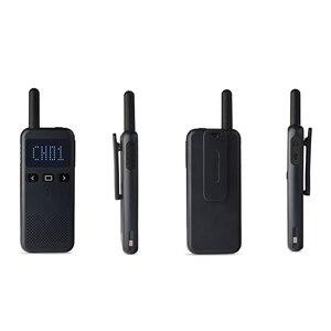 Image 4 - Talkie walkie 2 pièces KSUN KSM3 Civil kilomètre haute puissance interphone extérieur portable Mini Radio talkie walkie