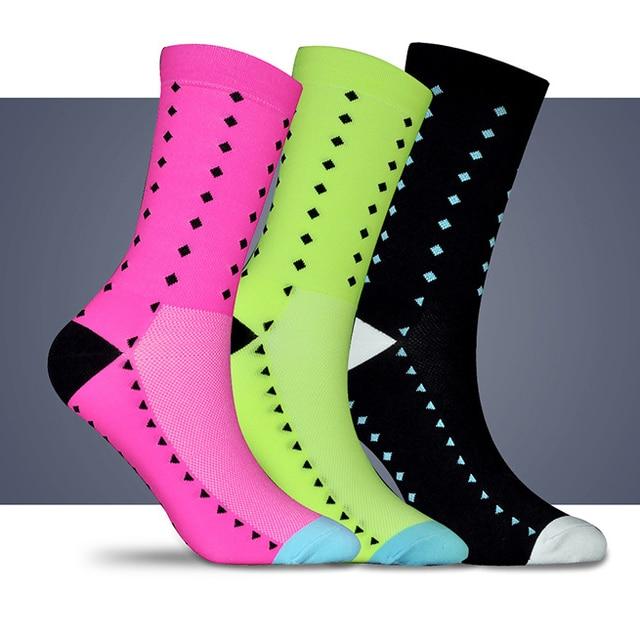2020 pro equipe meias de ciclismo profissional mtb esportes da bicicleta meias alta qualidade correndo meias basquete muitas cores 5