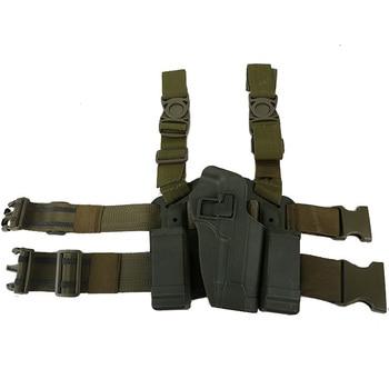 Beretta 92/96 Tactical Pistol Holster Hunting Airsoft Thigh Leg Holster Right Hand Gun Case Army Military Shooting Gun Holster 2