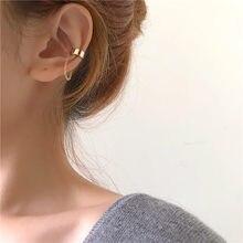 2021 Simple Fashion Punk Style Earrings Chain Tassel Clip Ear Cuff Popular For Women Jewelry Gift