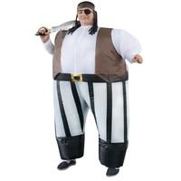 halloween pirates costume halloween inflatable costume pirates