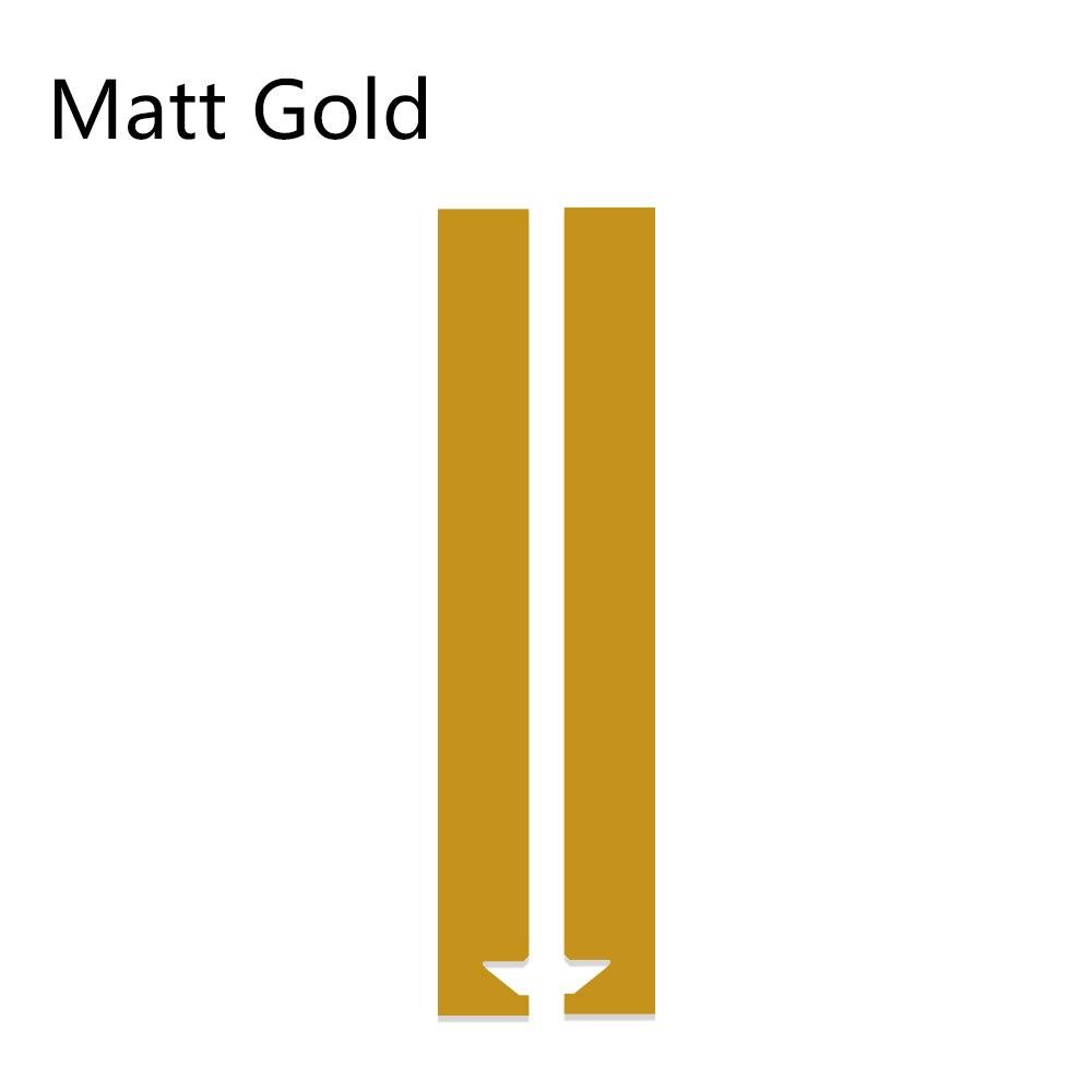 Авто полоса капот наклейка s автомобильный Стайлинг спортивный Стайлинг автомобиля Наклейка для MINI Cooper S One JCW R55 R56 R60 R61 F54 F55 F56 F60 - Название цвета: Matte Gold