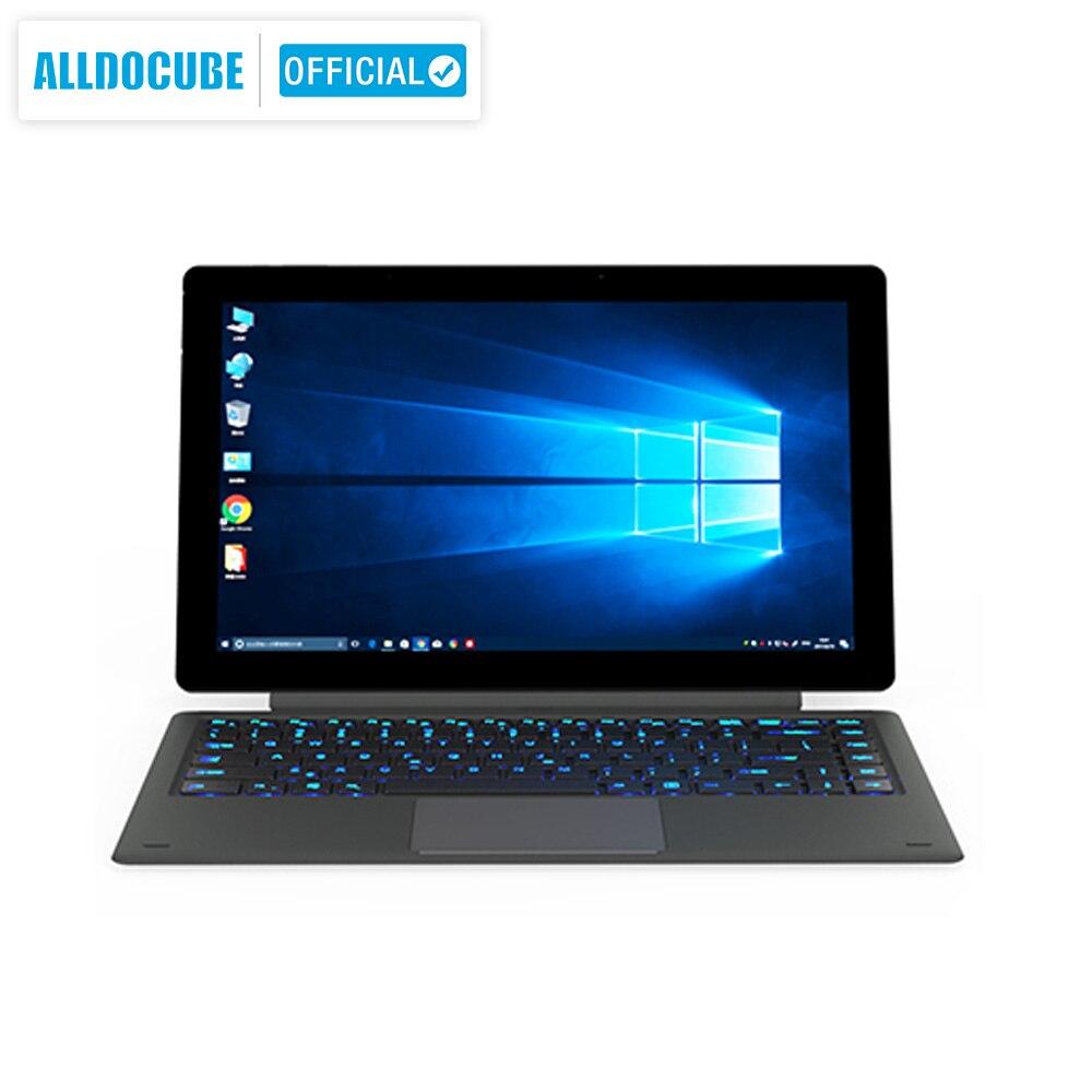 ALLDOCUBE 2-In-1 Tablet Intel Type-C 128GB-ROM N4100 Knote-X-13.3inch Windows 10 Gemini