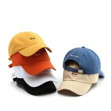 Men's Cotton Baseball Cap Casual Snapback Hip Hop Cap For Wo