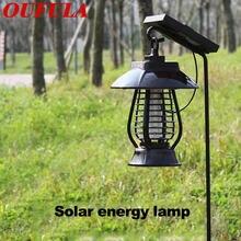 Outela Солнечная лампа убийца комаров насекомых перезаряжаемая