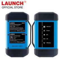Lancio X431 HD III 24 V Camion lavoro di supporto completo del sistema diagnostico con X431 V + X431 PRO3 PADII Multi  lingua di aggiornamento on line